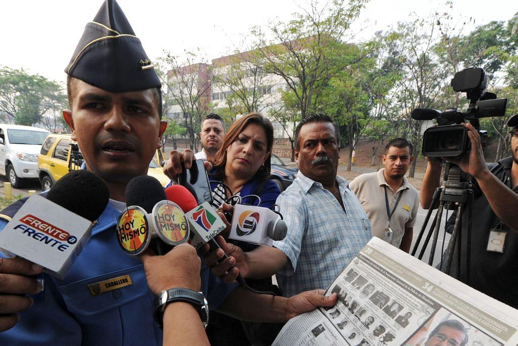 Polis Honduras didakwa bunuh 152 orang