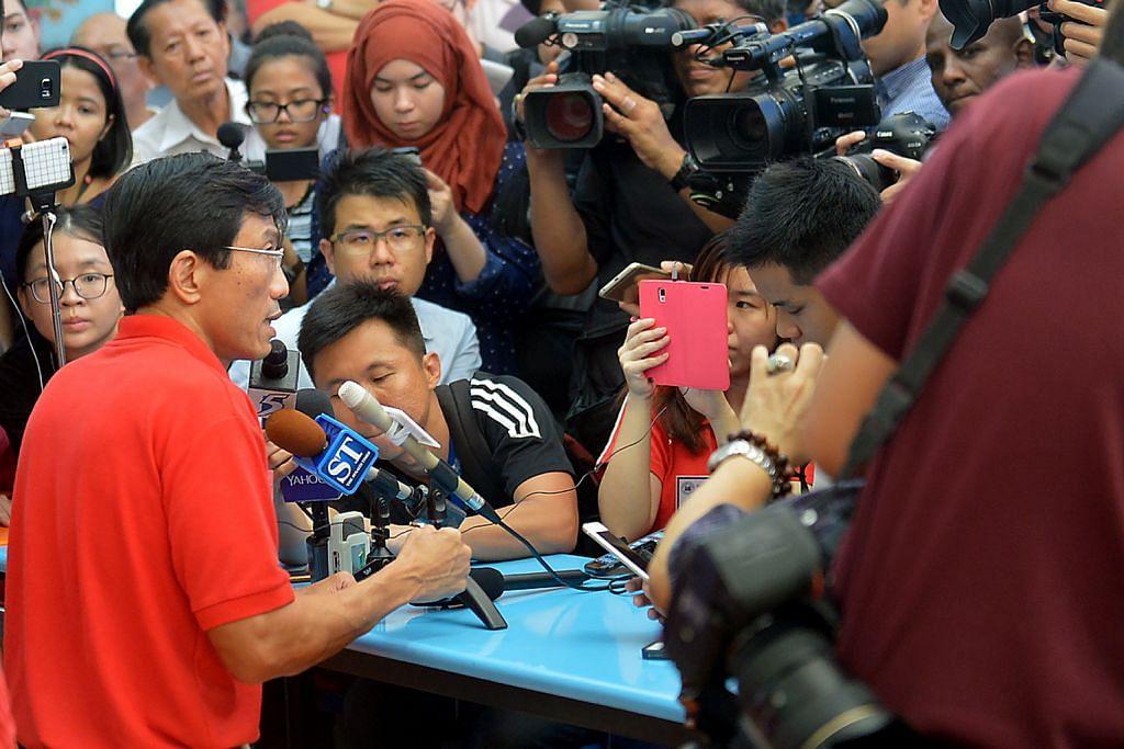 Chee harap kempen pilihan raya yang bersih