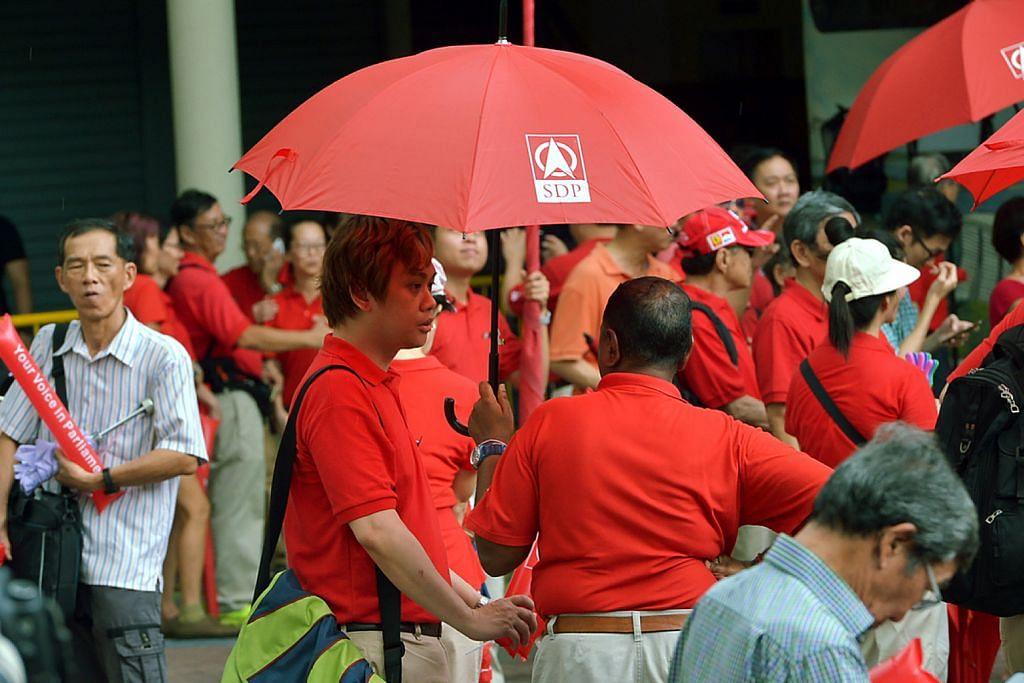 Penyokong SDP harap Chee diberi peluang bukti kebolehan