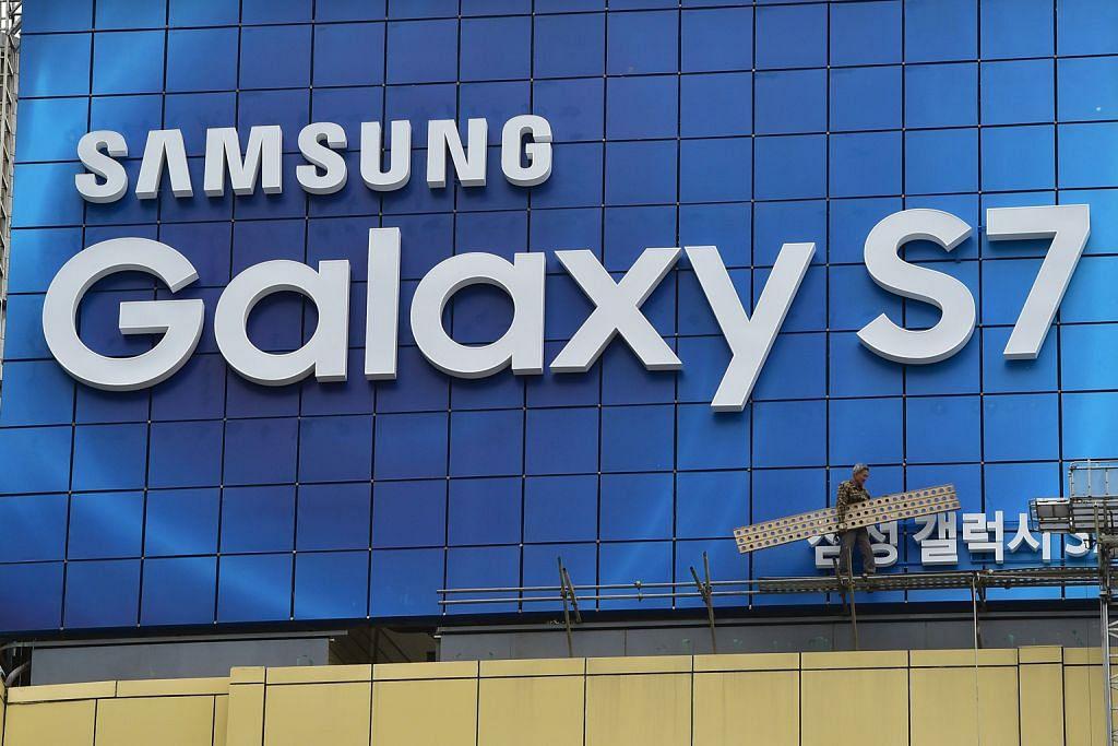 Laba suku pertama Samsung naik 13.4%