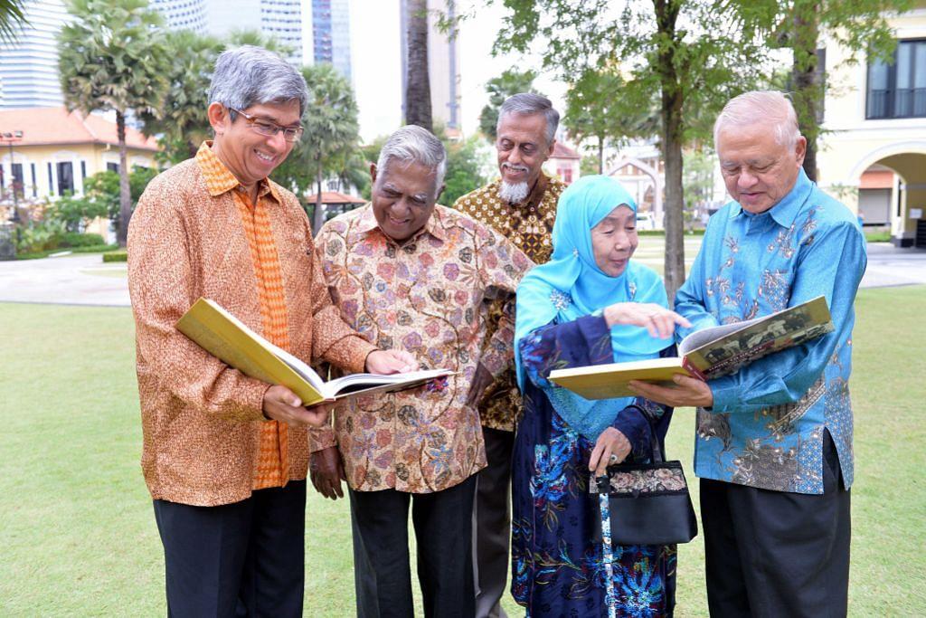 Buku kisah silam masyarakat dilancarkan