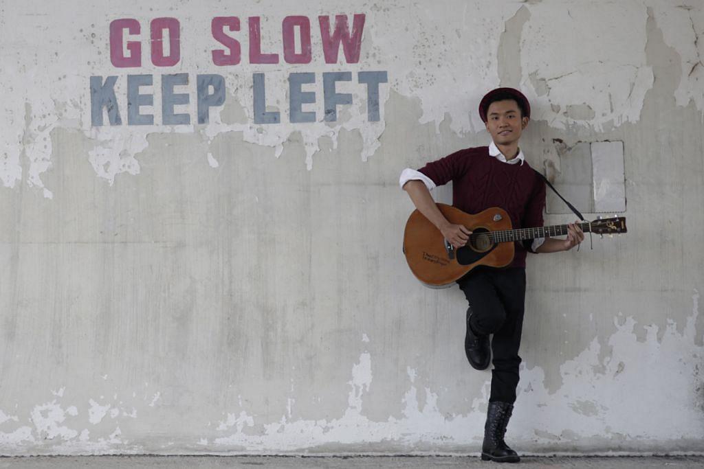 Ahmadul ikuti kursus khas demi dalami gubah lagu