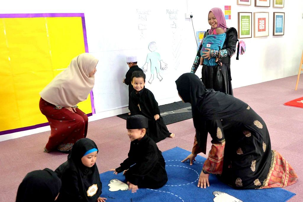 Hidupkan semangat cinta Quran dalam si kecil
