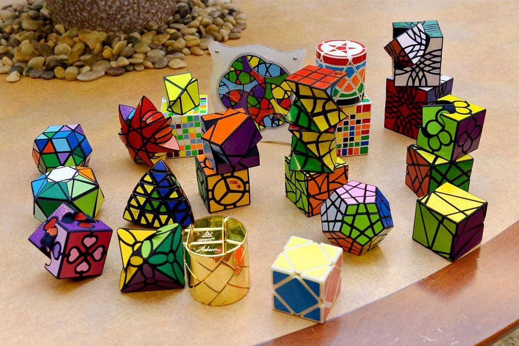 Hanya 15 saat susun Kiub Rubik