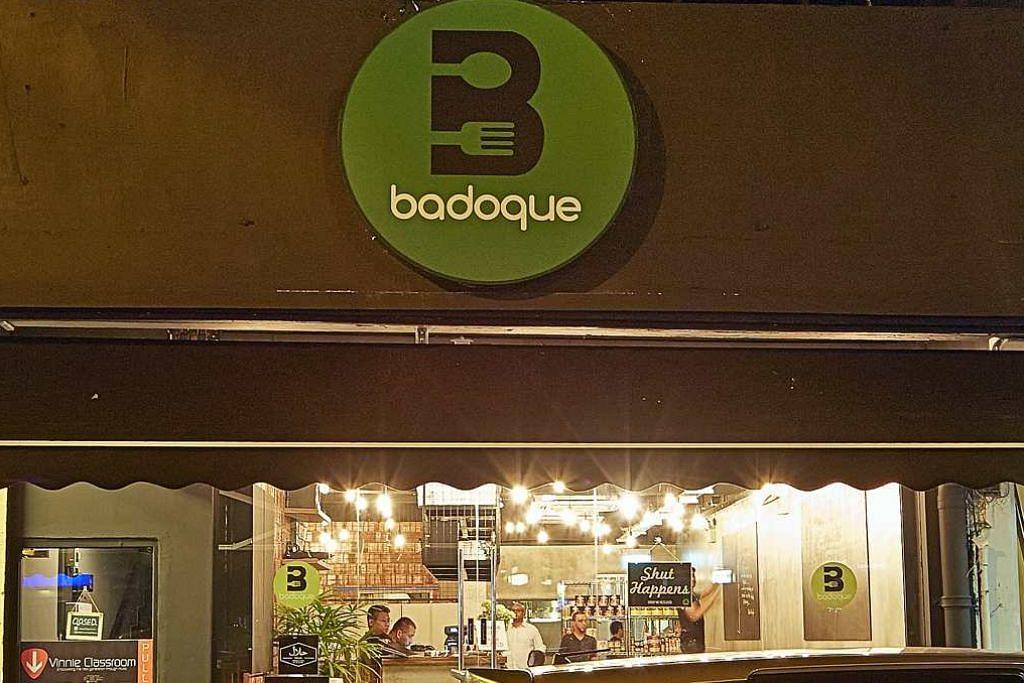 Nama Badoque dijiplak