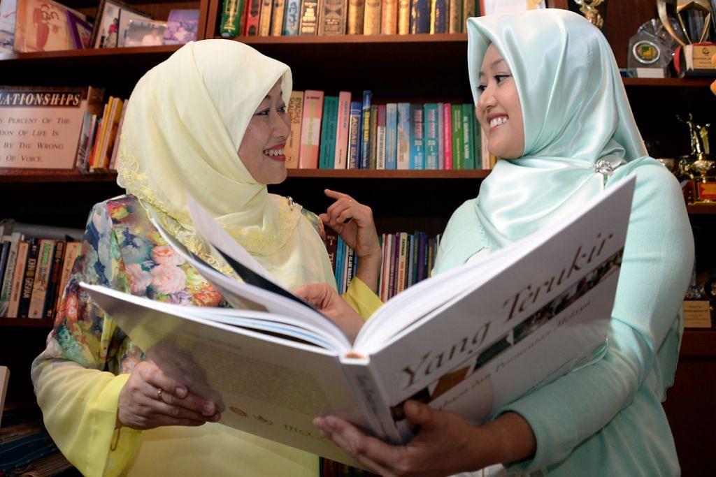 Cinta pada bahasa Melayu sudah lama berputik