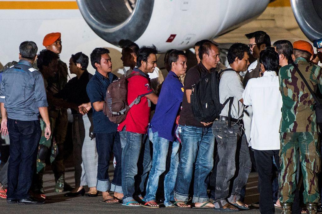 Abu Sayyaf bebas 10 kelasi Indonesia