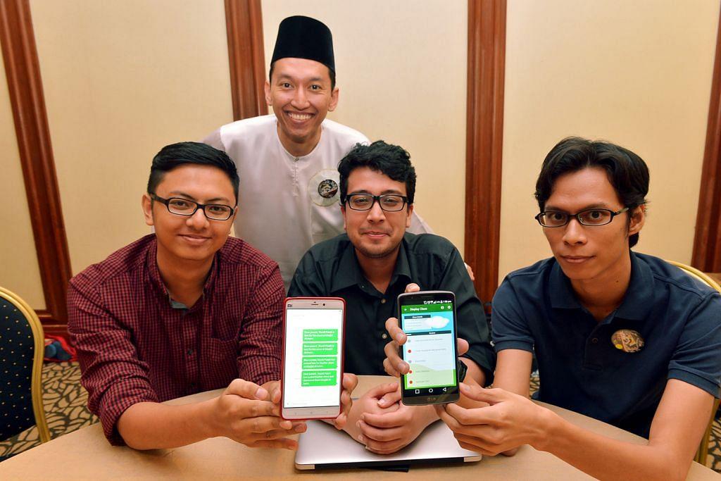 Aplikasi bantu asatizah jejak kehadiran pelajar madrasah aLive