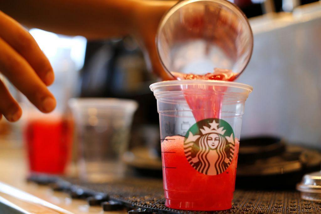 Wanita Chicago saman Starbucks AS$5 juta