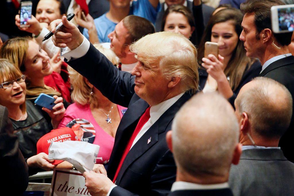 Indiana boleh bantu Trump kuasai pencalonan Republikan