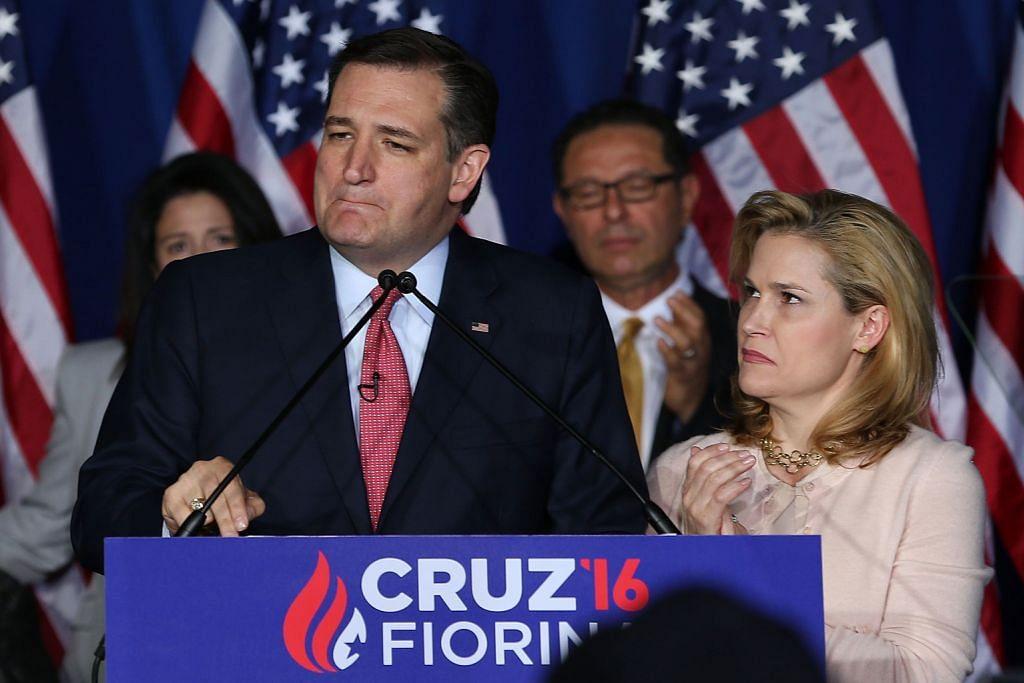 Cruz tarik diri lepas tewas kepada Trump di Indiana