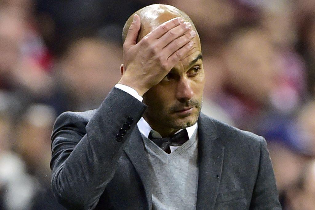 Guardiola tinggalkan Bayern tanpa mahkota Eropah