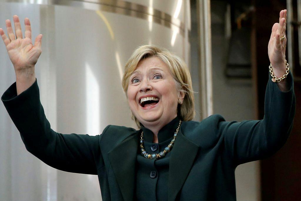 Clinton mungkin disoal siasat FBI