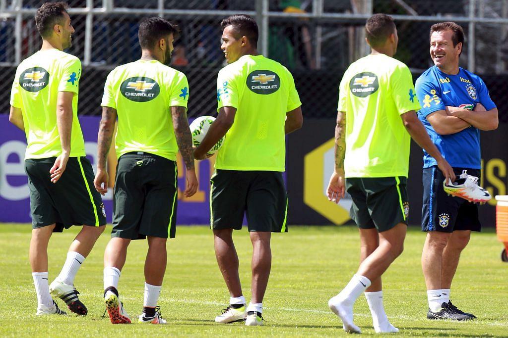 Tiada Neymar bagi Brazil
