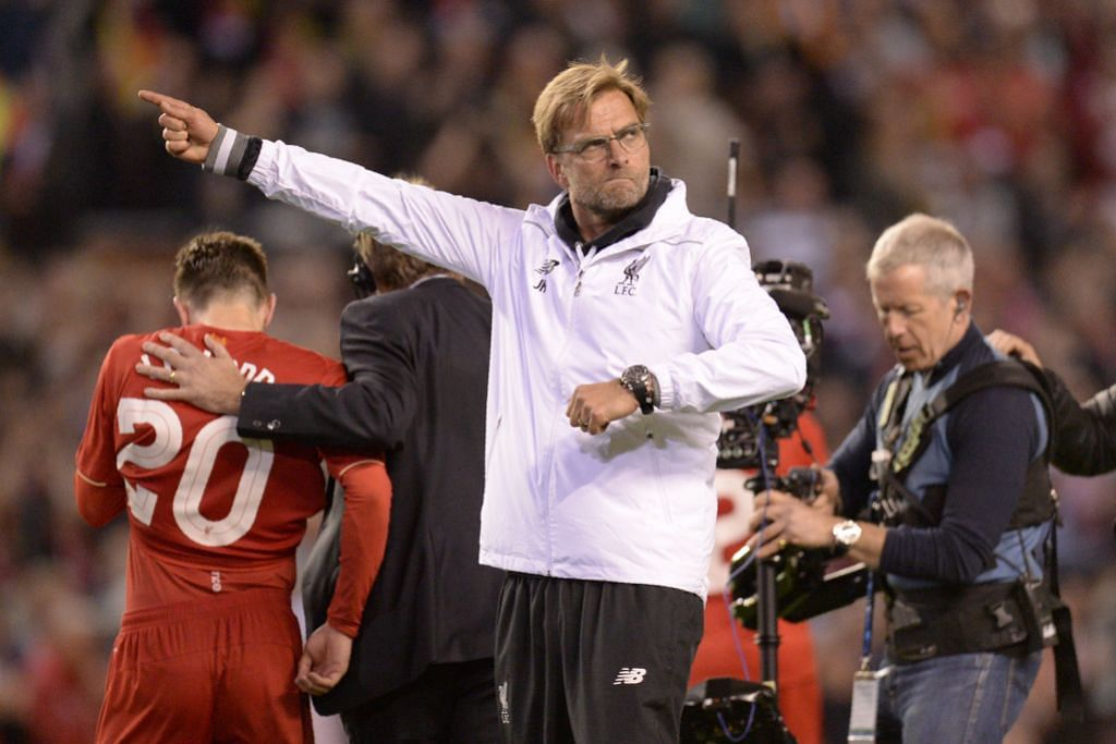 Klopp 'azimat' Liverpool