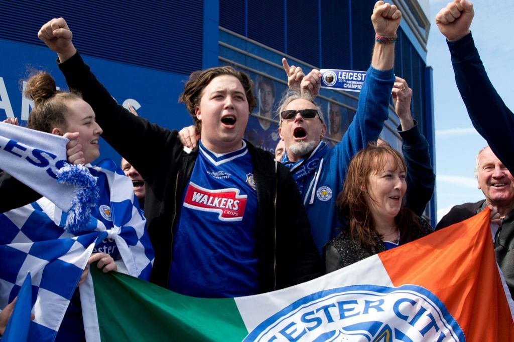 Pesta berterusan tapi masa depan bintang Leicester jadi persoalan