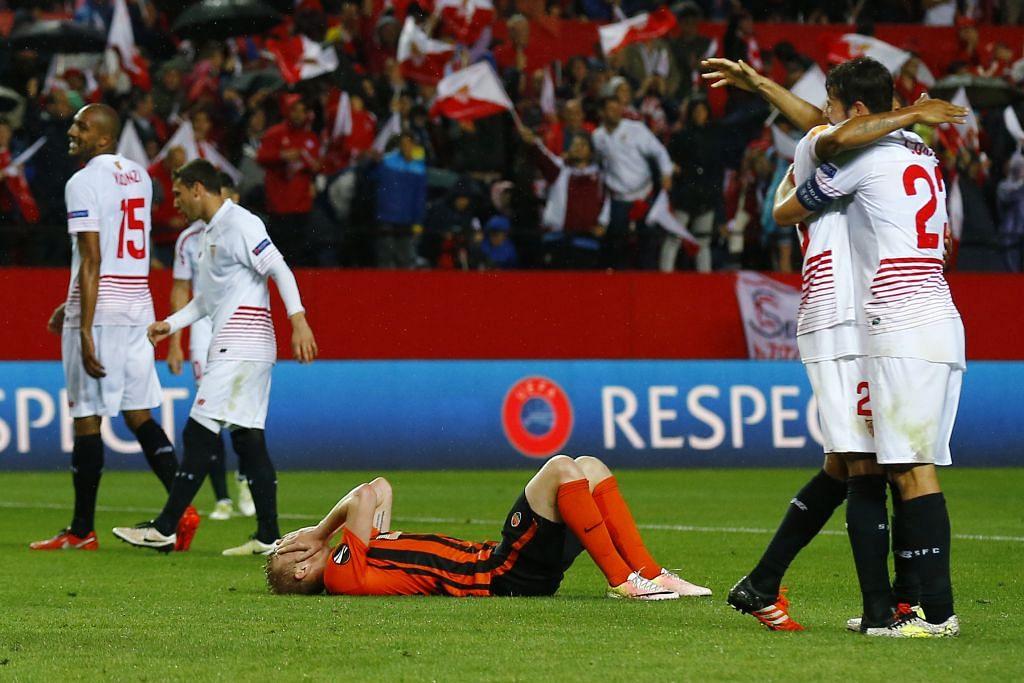 Sevilla buru Liga Europa ketiga berturutan
