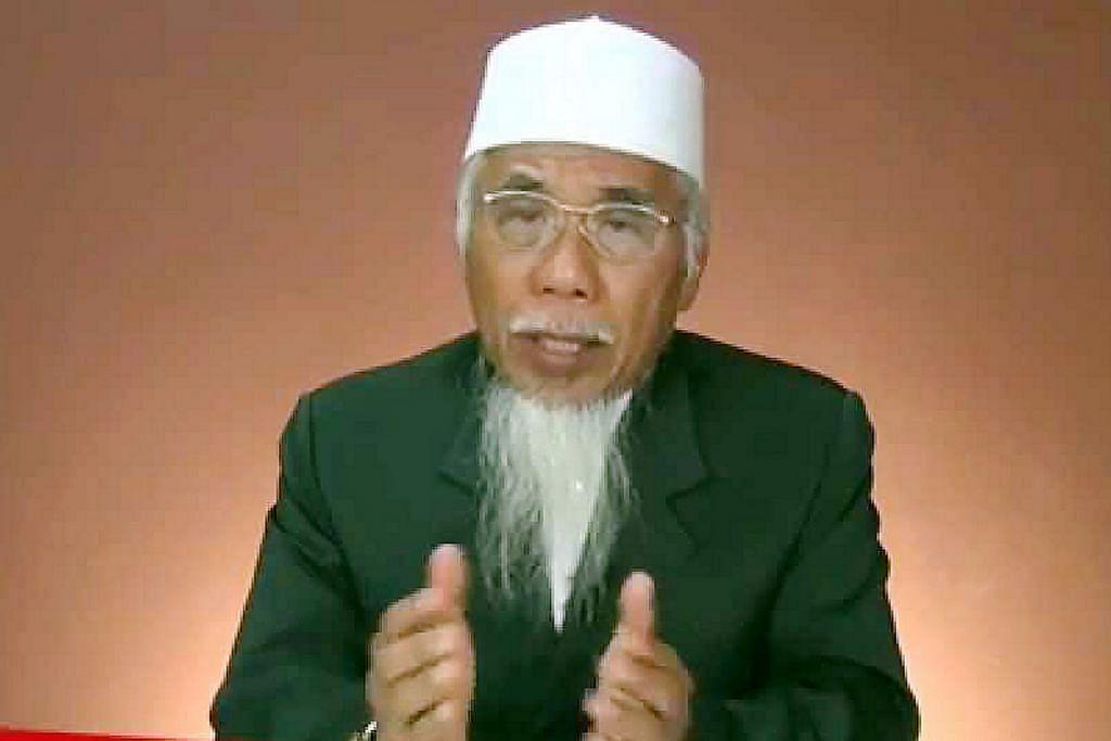 Pendakwah S'pura dipenjara di Johor