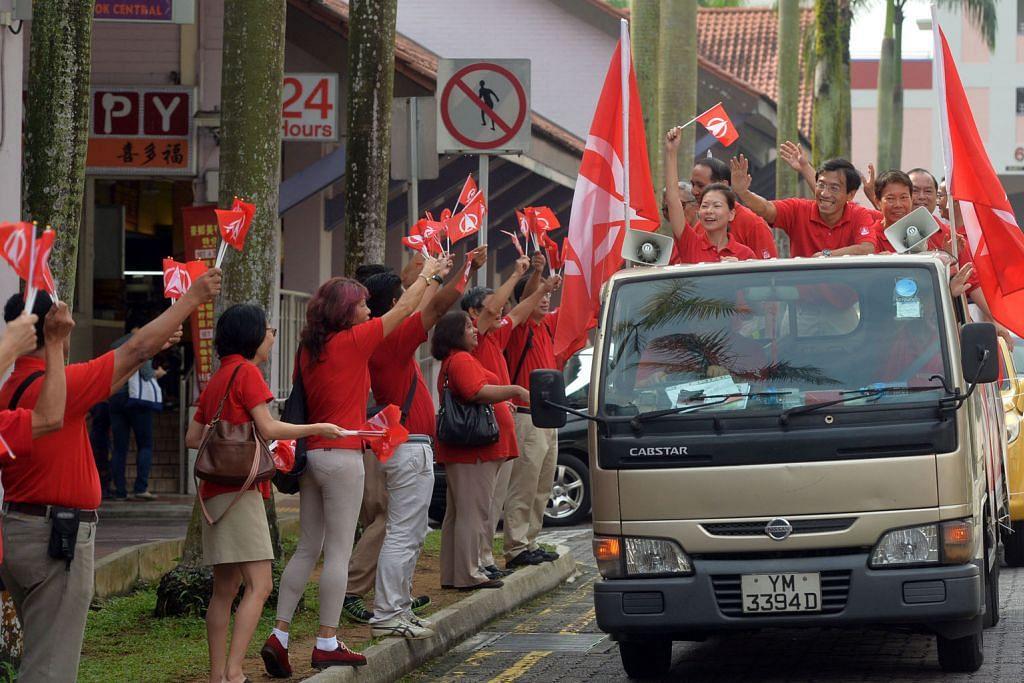 Chee mahu terus kerja keras dan berkhidmat kepada penduduk