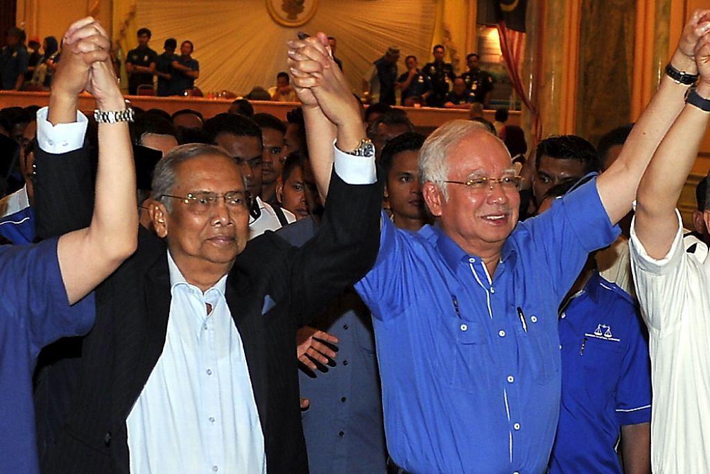 PASCAPILIHAN RAYA SARAWAK Kemenangan tanda Sarawak semakin sokong kerajaan BN