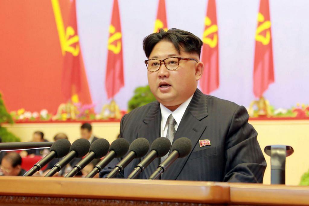 Korea Utara mahu bangun senjata nuklear seiring ekonomi