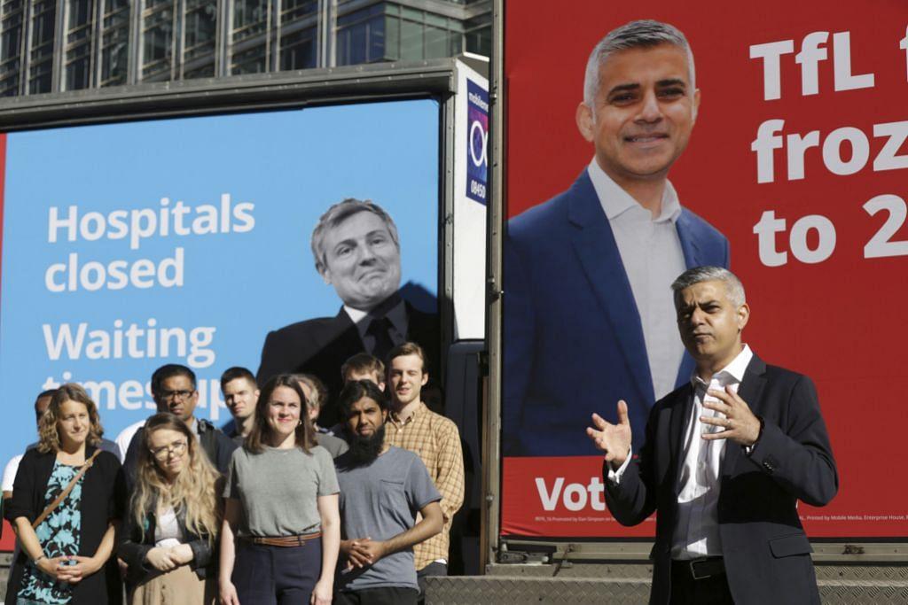 Laluan sukar sebelum calon Muslim bergelar Datuk Bandar London
