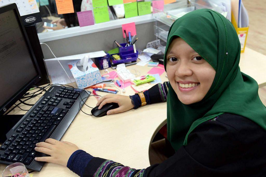 Pilih bekerja dalam SME sebagai 'batu loncatan' sertai pasaran buruh
