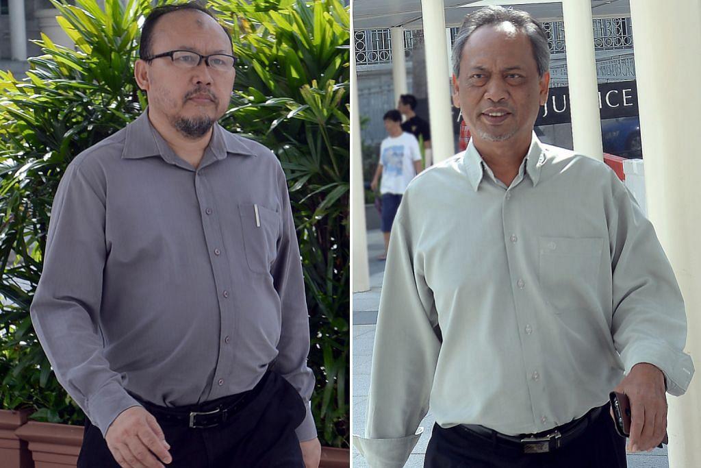Pengurus MCC setuju subahat naikkan invois KES MENIPU PROJEK PENYALAAN LAMPU RAYA GEYLANG SERAI