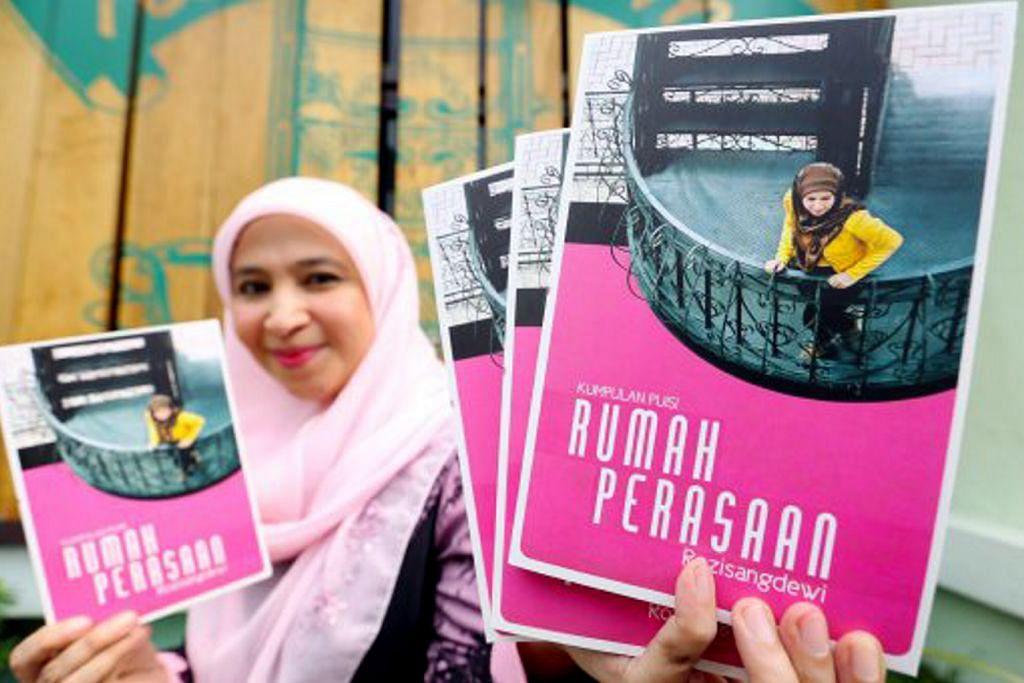 Pengurus muat sajak buat Siti Nurhaliza dalam antologi