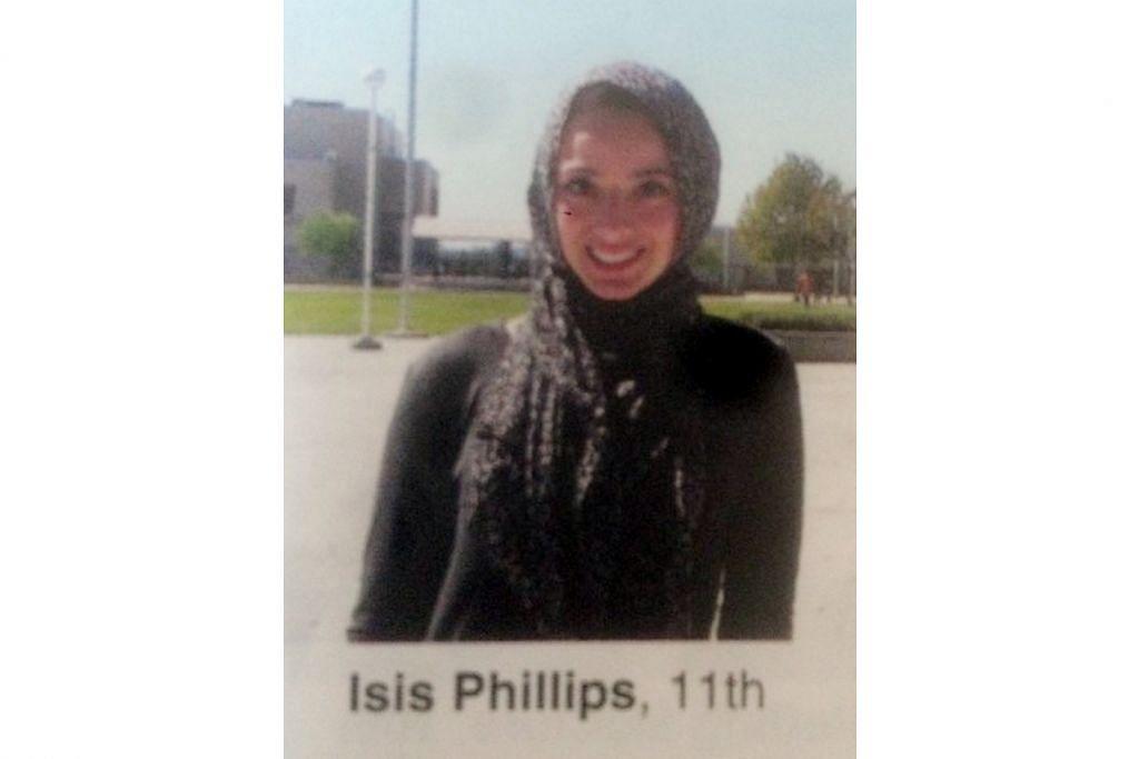 Sekolah di LA tersilap nama pelajar sebagai 'ISIS'