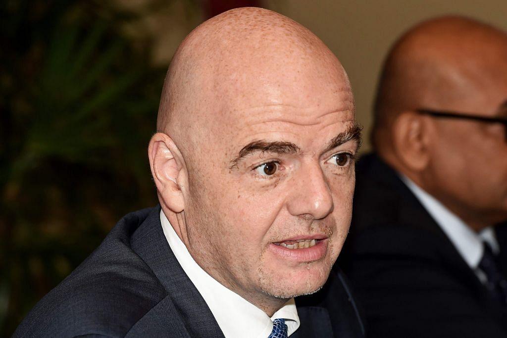 FIFA Infantino sedih Platini letak jawatan selepas rayuan ditolak