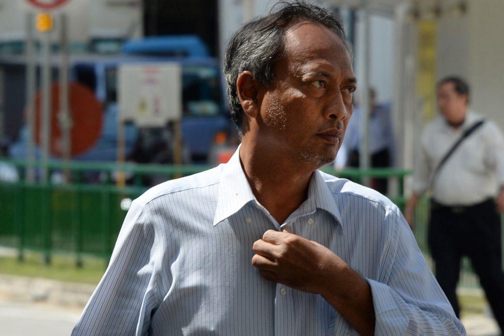 KES MENIPU PROJEK PENYALAAN LAMPU RAYA GEYLANG SERAI Salleh Sam dijatuhi hukuman penjara 20 minggu