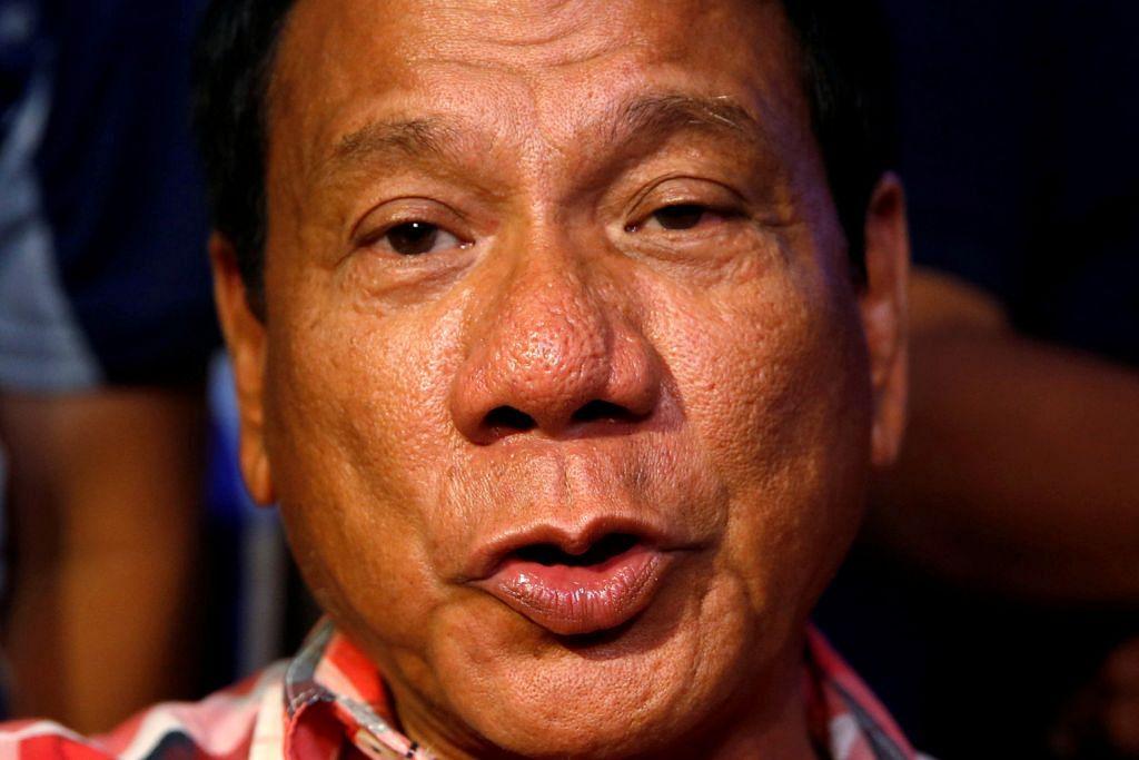 Duterte bakal jadi Presiden Filipina, janji jadi 'tertib dan beradab'
