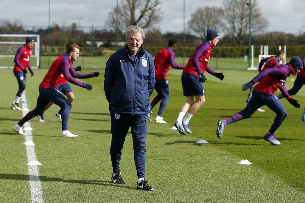 EURO 2016 Hodgson sengaja lengah pilih skuad England