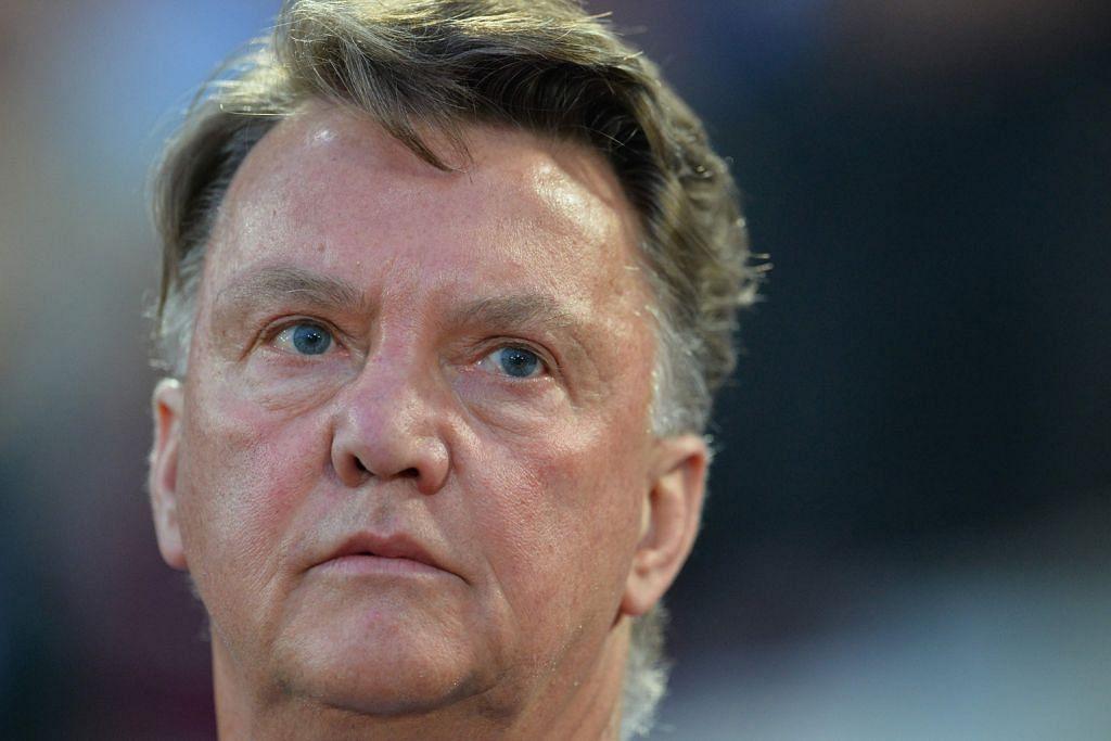 LIGA PERDANA ENGLAND Petanda akhirnya kerjaya Van Gaal di Old Trafford...