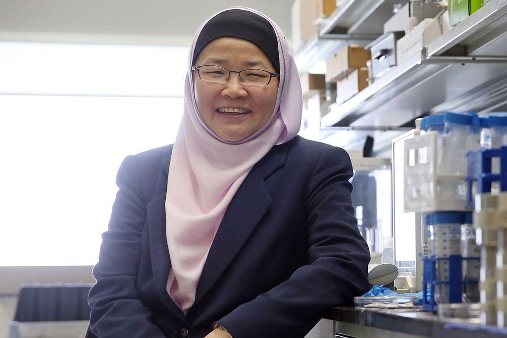 Dua saintis wanita antara tujuh penerima anugerah zamil