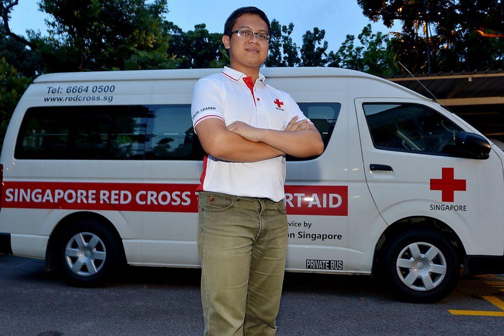 Peristiwa di China dorong jurulatih sukarela ubah cara hulur bantuan