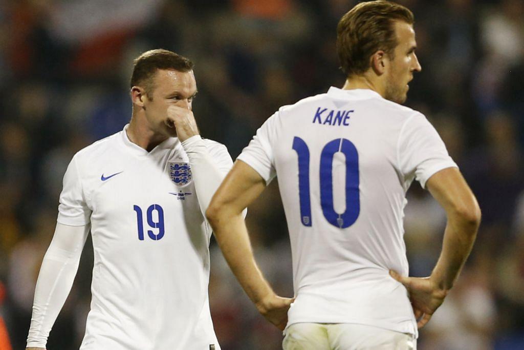 MENJELANG EURO 2016 PERANCIS Cabaran dua kapten