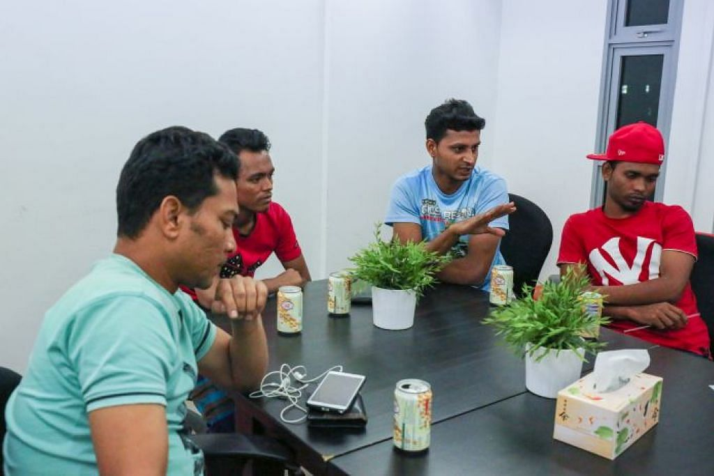 SUSULAN PENANGKAPAN WARGA BANGLADESH BERKAITAN PENGGANASAN Pekerja Bangladesh terus berjuang cari rezeki