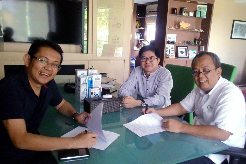 Nahdlatul Ulama beri peluang kedua kepada usahawan Singapura