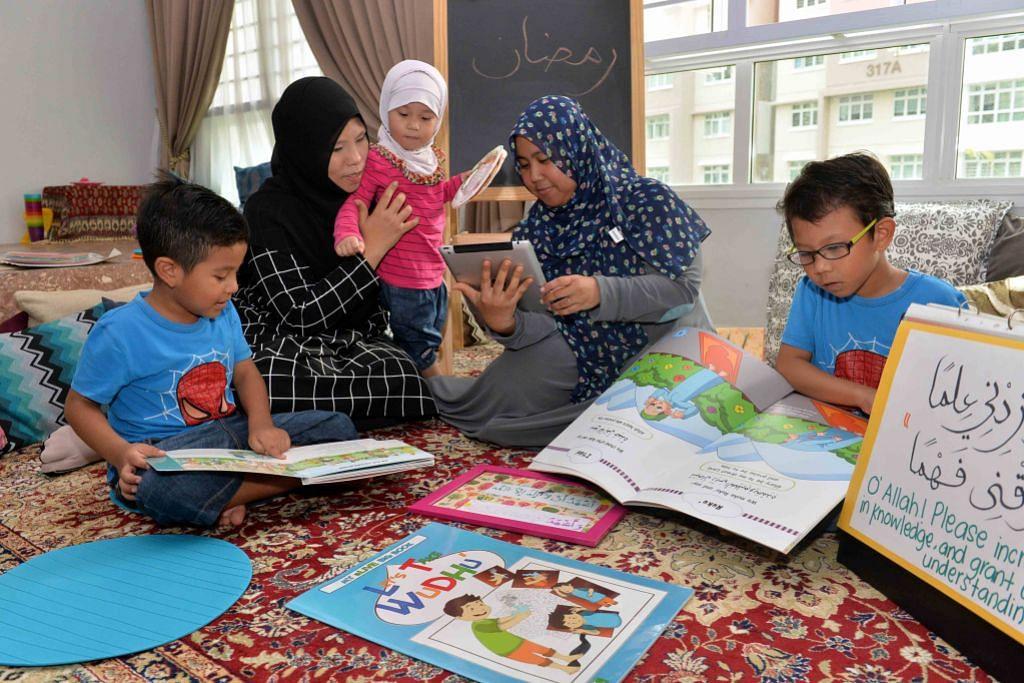 aLIVE permudah pembelajaran agama di rumah