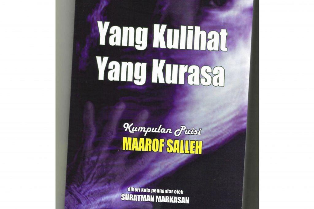 Puisi Maarof hasil melihat dan merasa ULASAN BUKU