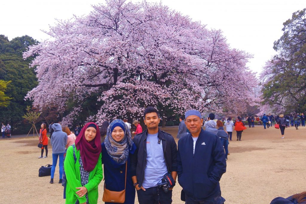 KEMBARA Lambaian Sakura