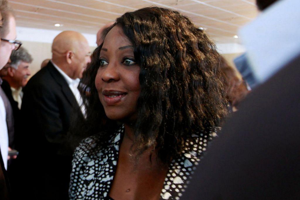 Wanita Afrika dilantik orang kuat kedua dalam Fifa
