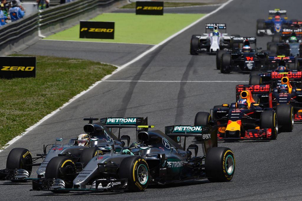 Rosberg hampa kemalangan hancurkan harapan