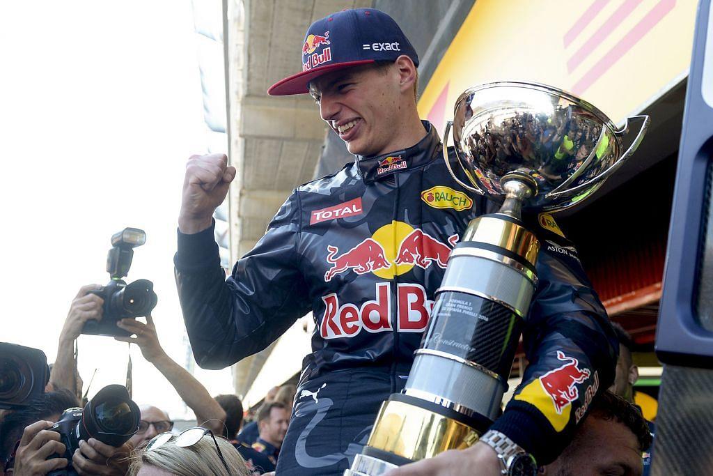 Kemenangan Verstappen, 18 tahun, dikagumi