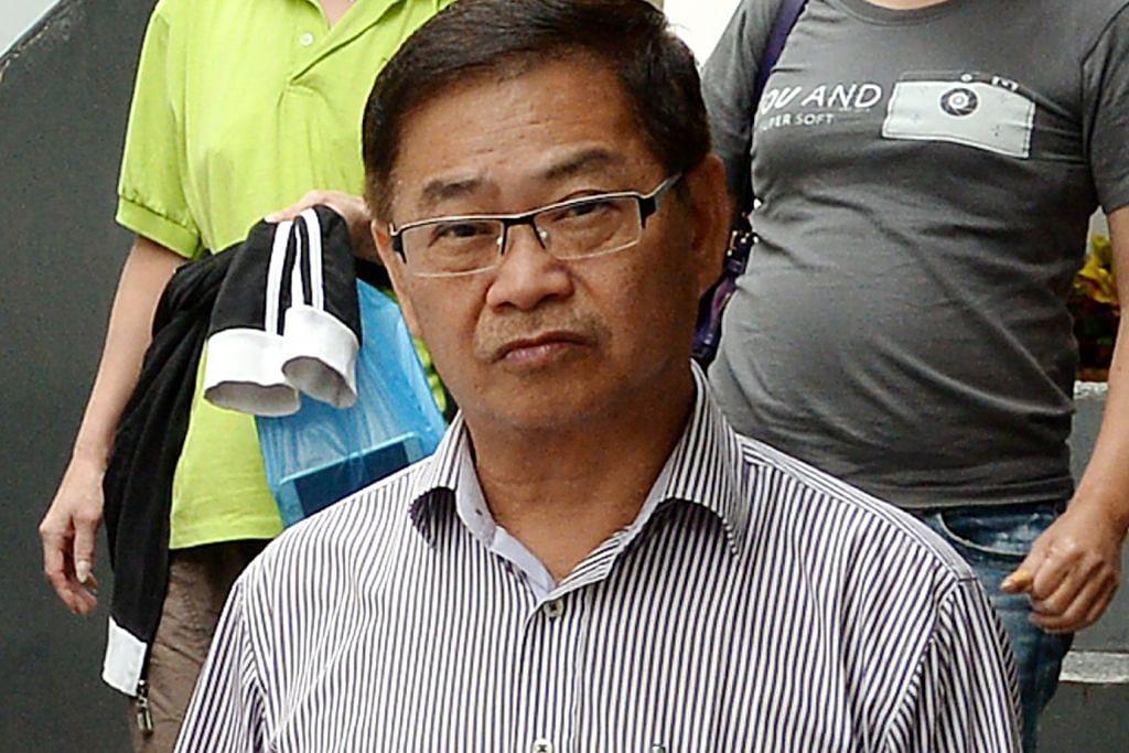 Peniaga Joo Chiat beritahu diminta beri sumbangan