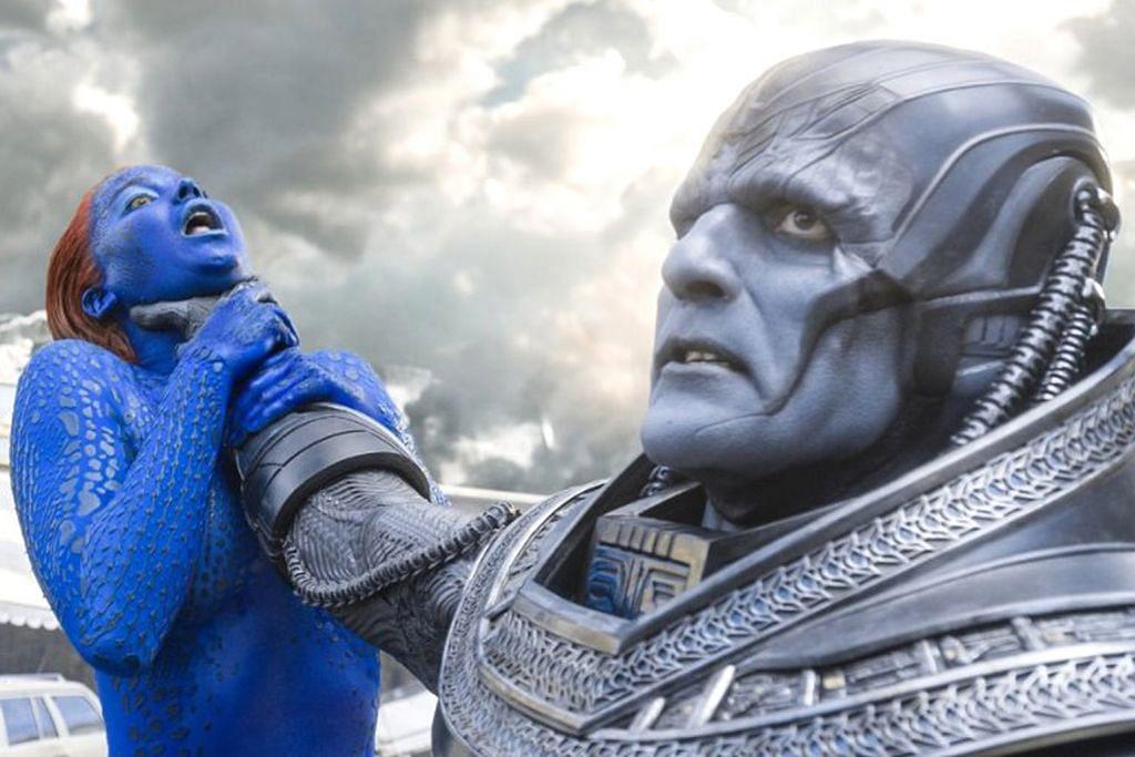X-Men: Perlu pangkah rasa bingit REVIU FILEM
