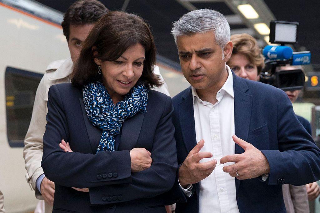 Datuk bandar London mahu hurai telagah