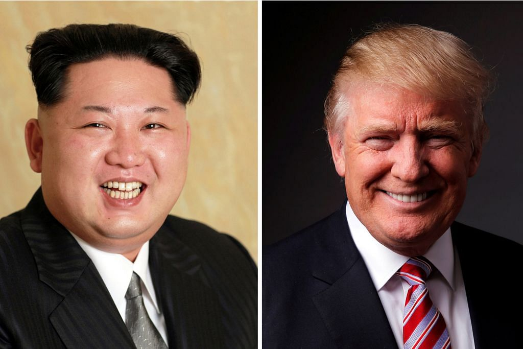PENCALONAN PILIHAN RAYA PRESIDEN AMERIKA SYARIKAT Trump mahu bincang dengan Kim Jong Un